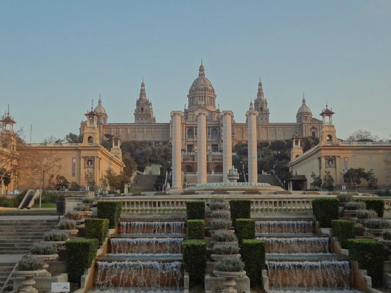Barcelona City Tour : One of the many views