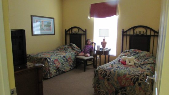 Lake Buena Vista Resort Village & Spa: double twin room