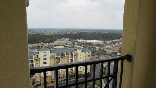 Lake Buena Vista Resort Village & Spa: view from our balcony on 15th floor