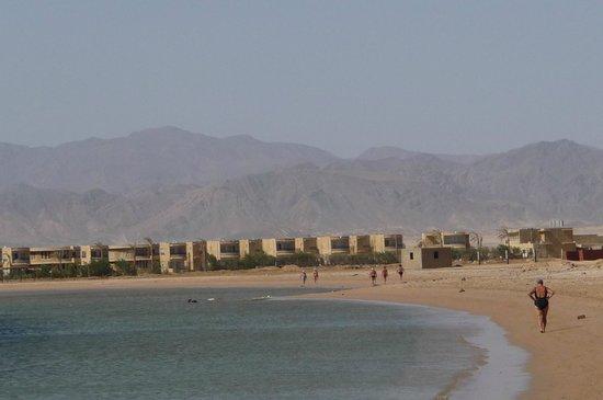 Caribbean World Resorts Soma Bay: Spacer wzdłuż plaży