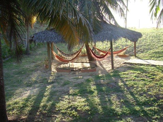 Aruana Eco Praia Hotel: Redário