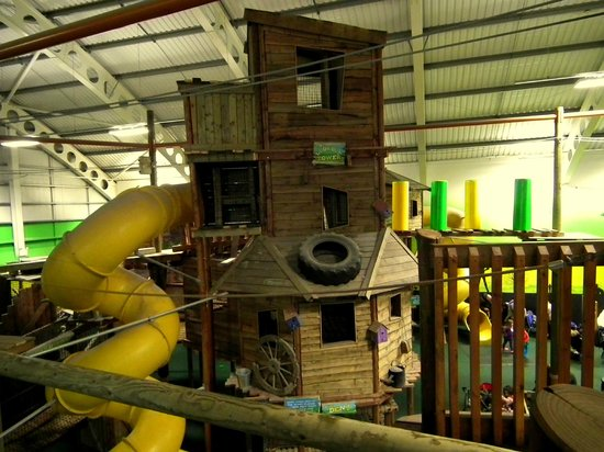 Bluestone National Park Resort: The Adventure Centre
