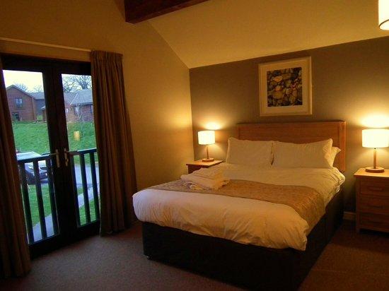 Bluestone National Park Resort: Master Bedroom