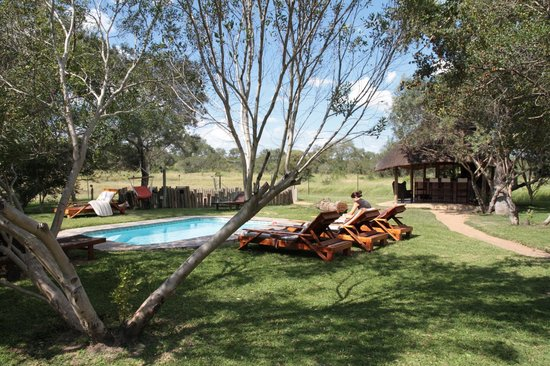 Tintswalo Safari Lodge: le manor house