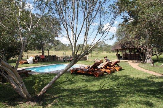 Tintswalo Safari Lodge : le manor house