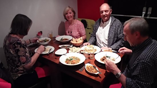 Rasa Indian Restaurant: great food