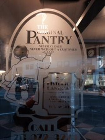 The Original Pantry : Entrance