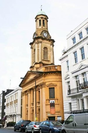 Notting Hill : a church