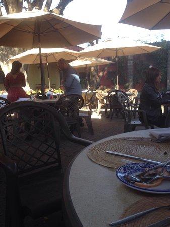 Fiesta Americana Hacienda Galindo: Muy agradable el restaurante