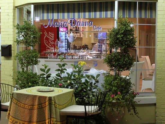 Maria D'anna Cafe: MariaD'anna cafe