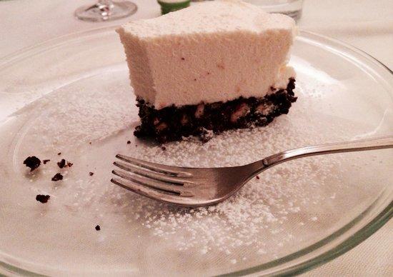 LAloCAnda: Non ci sono parole per descrivere la bontà di questo dolce.. Bavarese al Cioccolato Bianco che c