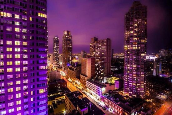 YOTEL New York at Times Square West: View from window