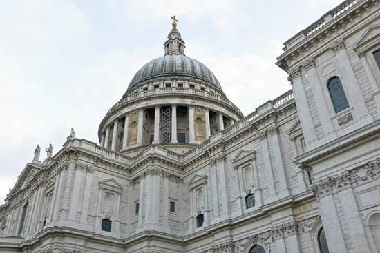St. Paul's Cathedral: The dome