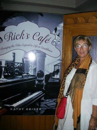 Rick's Cafe: entrada