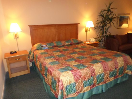 Miracle Springs Resort and Spa : Bed