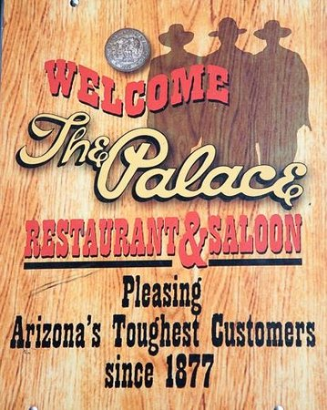 Downtown Historic Area : The Palace bar