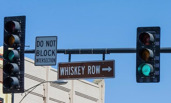 Downtown Historic Area : Whiskey Row