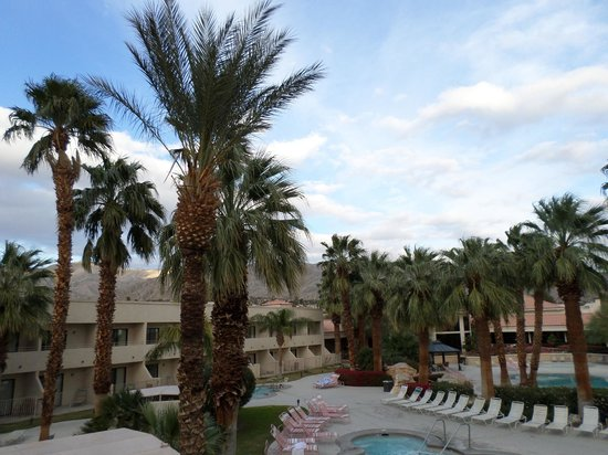 Miracle Springs Resort and Spa: View