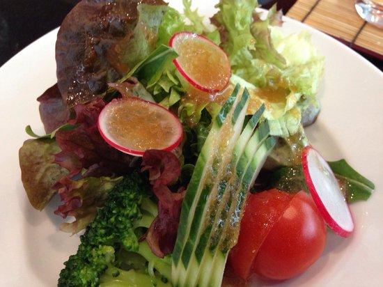 Basho-An: Salad