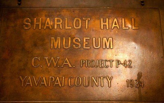 Sharlot Hall Museum: Sharlot Hall
