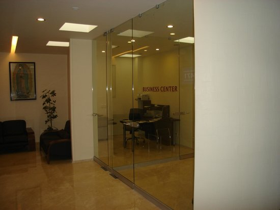 Hotel Villa Quijotes: business center