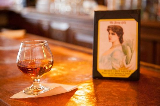 Whiskey Row: Drink for the Lady