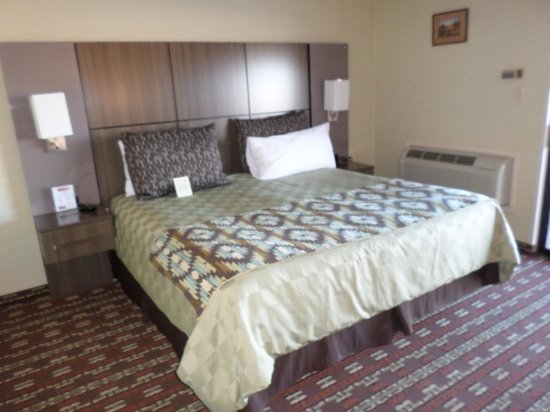 Goulding's Lodge & Campground : comfy bed