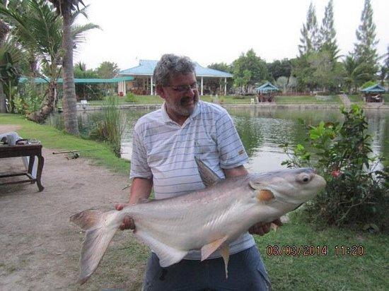 Hua Hin Fishing Lodge: Personal best