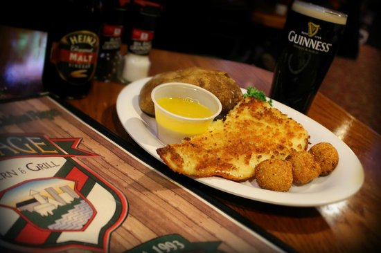 Village Tavern & Grill : All You Can Eat Fish Fry Special - Every Wednesday & Friday