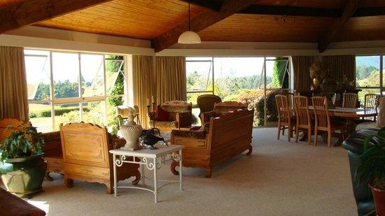 Doolan's Country Retreat: One of three lounge areas