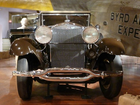 El Henry Ford: I want one of these!