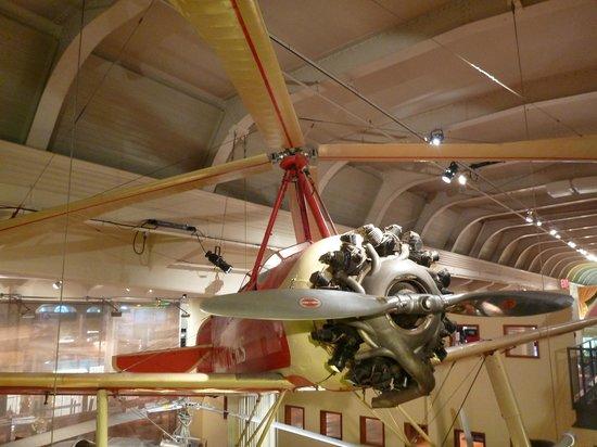 El Henry Ford: Gyrocopter