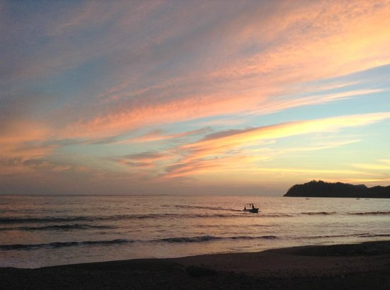 Fenix Hotel - On The Beach : Sunset