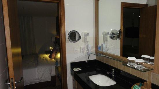 Radisson Hotel Maiorana Belem : banheiro