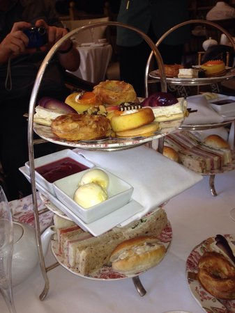 The Rubens at the Palace: Afternoon Tea