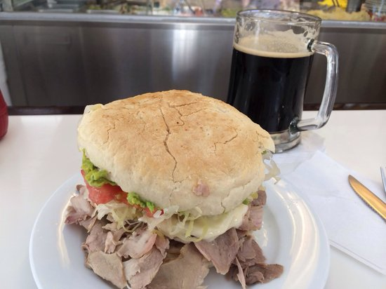 Fuente Alemana: BIG freshly made sandwiches and superb selection of beers and drinks