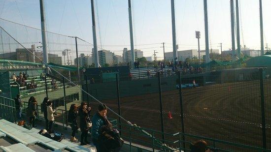 Hanshin Naruohama Baseball Stadium