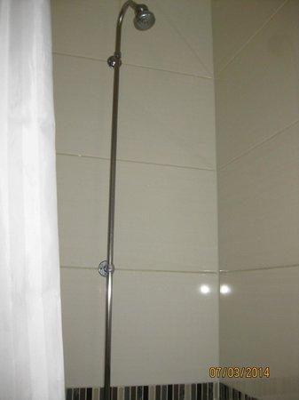 Tavistock Hotel: Shower Room 302