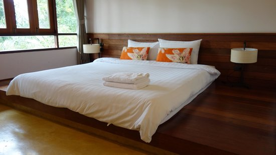 Baan Tye Wang Hotel : 部屋