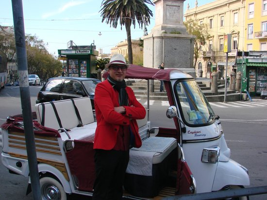 Cagliari Touring Private Tours: Our fantastic guide.