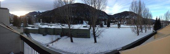 Keystone Lodge & Spa: Third Floor Room View from Balcony