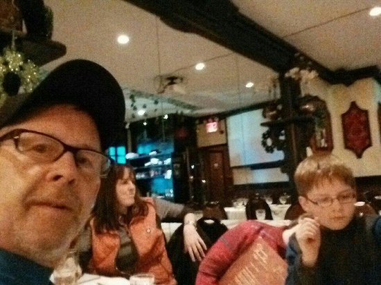 Playwright Tavern & Restaurant: Family at playwright