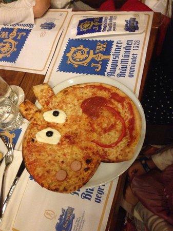 La Scuderia: Pizza Peppa Pig!!!!