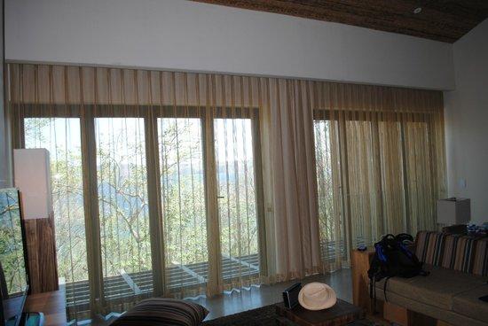 Andaz Peninsula Papagayo Resort: Living Room