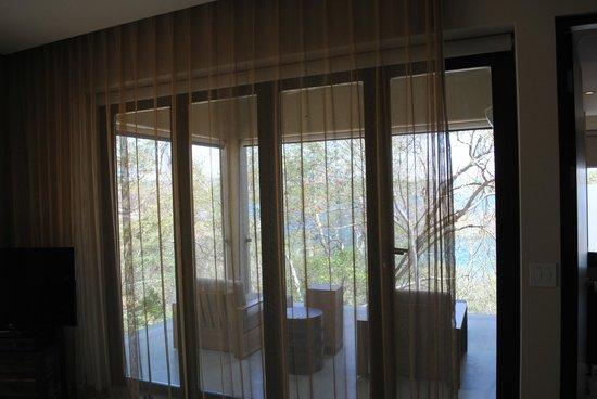 Andaz Peninsula Papagayo Resort: Bedroom Balcony
