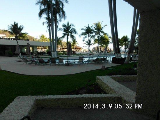 Dreams Huatulco Resort & Spa: View room 4153