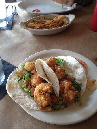 Old Salt: Shrimp Tacos