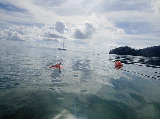 Tahiti Sailing Charter - Day Tours : ahhhhhh, Eden Martin, so gorgeous