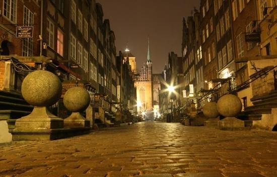 Mariacka Street (ulica Mariacka): stillhet i Mariacka gaten