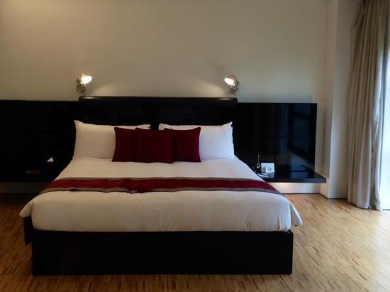 Hotel Maya Kuala Lumpur : bedroom